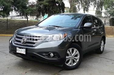 Honda CR-V 5P EX TA CD F.NIEBLA RA usado (2014) color Gris precio $248,000