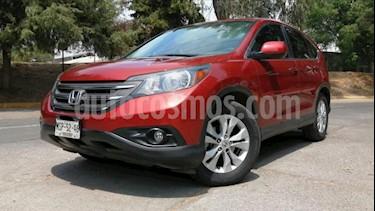 Honda CR-V 5P EX TA CD F.NIEBLA RA usado (2014) color Rojo precio $240,000