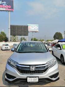 Honda CR-V EX usado (2016) color Plata Diamante precio $268,000