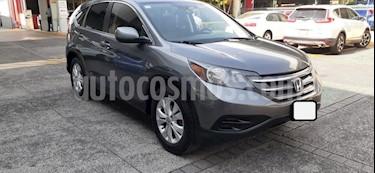 Honda CR-V LX usado (2013) color Gris precio $209,000