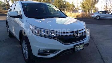Honda CR-V 5P I STYLE CVT CD F.NIEBLA RA-17 usado (2016) color Blanco precio $324,900