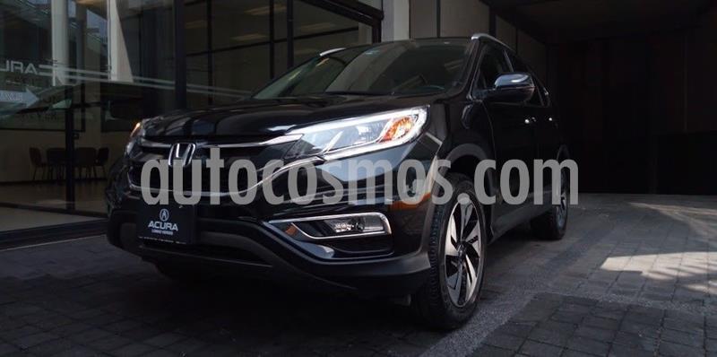 Honda CR-V EXL 2.4L (156Hp) usado (2016) color Negro precio $319,000