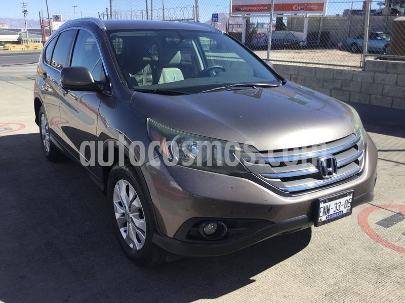 Honda CR-V EX 2.4L (156Hp) usado (2014) color Cafe precio $223,000