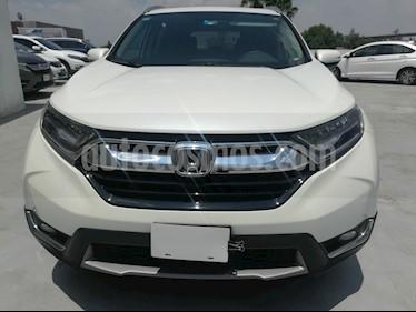 Honda CR-V EXL Navi usado (2016) color Blanco precio $298,000