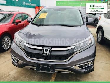 Honda CR-V i-Style usado (2016) color Acero precio $300,000