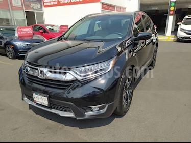 Honda CR-V Touring usado (2019) color Negro Cristal precio $485,000