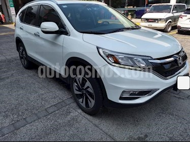 Foto Honda CR-V 5p EXL L4/2.4 Aut 4WD usado (2016) color Blanco precio $349,000