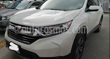 Honda CR-V EX usado (2018) color Blanco Marfil precio $379,000