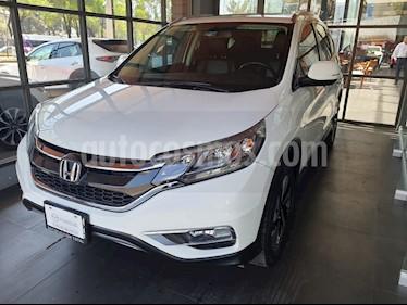 Honda CR-V EXL usado (2017) color Blanco Marfil precio $330,000
