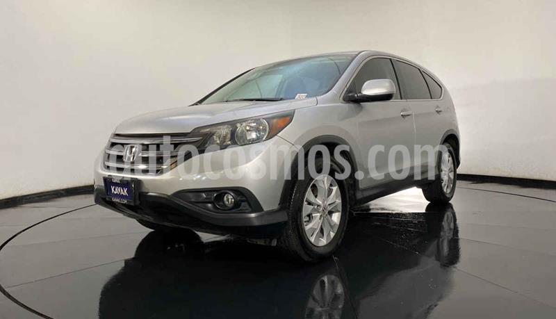 Honda CR-V EX 2.4L (156Hp) usado (2014) color Plata precio $247,999