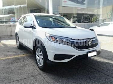 Honda CR-V 5P LX CVT CD RA-17 usado (2016) color Blanco precio $307,000