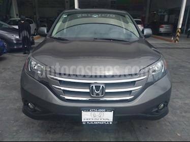 Honda CR-V 5P EX TA CD F.NIEBLA RA usado (2014) color Gris precio $229,000