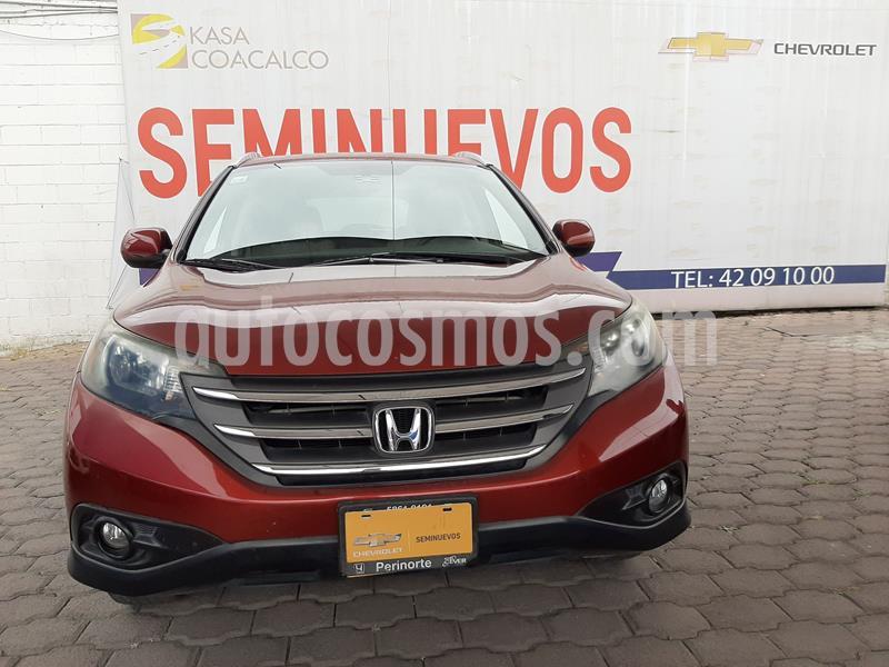 Honda CR-V EXL 2.4L (156Hp) usado (2014) color Rojo precio $230,000