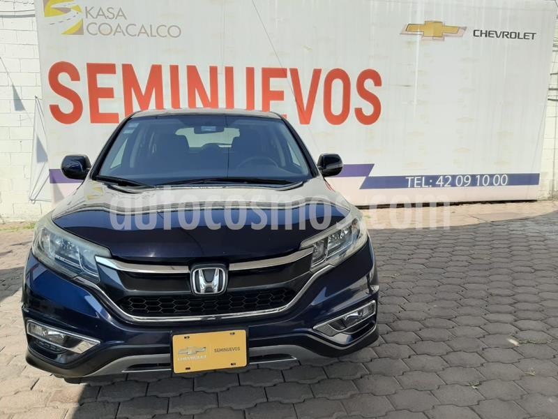 Foto Honda CR-V EXL 2.4L (156Hp) usado (2016) color Azul precio $290,000