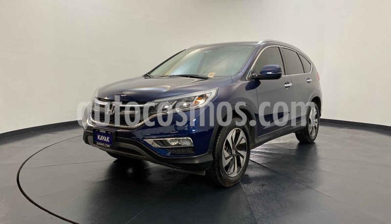 Honda CR-V EXL 2.4L (156Hp) usado (2016) color Azul precio $329,999