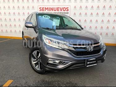 Honda CR-V EXL Navi usado (2016) color Acero precio $335,000