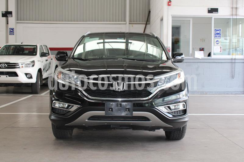 Honda CR-V EXL 2.4L (156Hp) usado (2016) color Negro precio $332,000