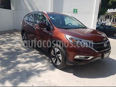Honda CR-V EXL Navi usado (2016) color Rojo precio $325,000