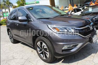 Foto Honda CR-V EX 2.4L (156Hp) usado (2015) color Gris precio $282,000