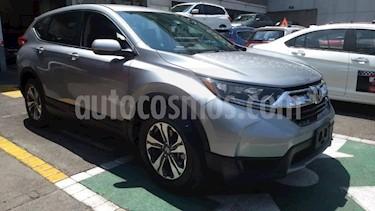 Honda CR-V 5P EX 2.4L CVT RA-17 usado (2019) color Gris precio $431,900