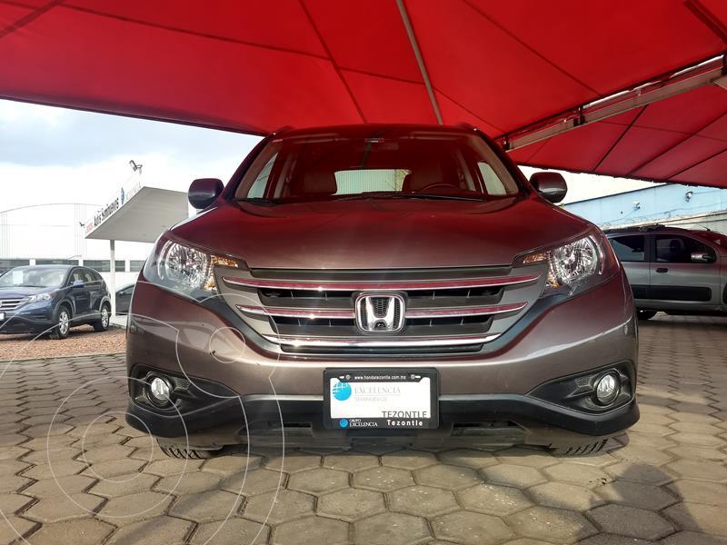 Honda CR-V EXL NAVI usado (2014) color Tungsteno precio $260,000
