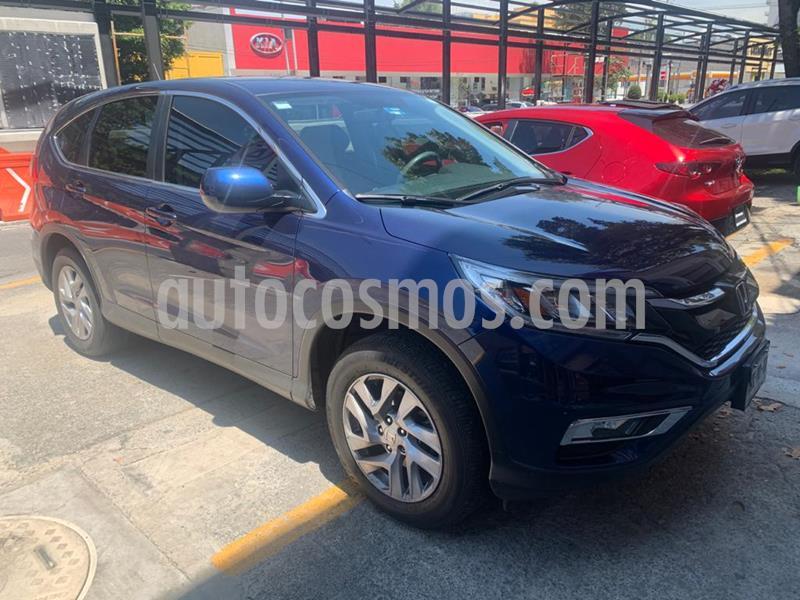 Honda CR-V i-Style usado (2015) color Azul Oscuro precio $254,900