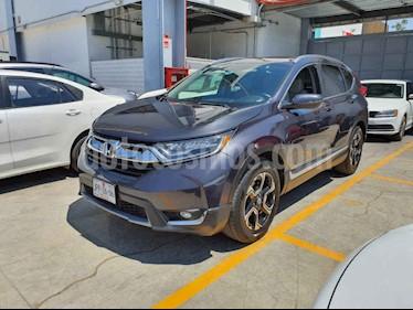 Honda CR-V Touring usado (2018) color Gris precio $419,000