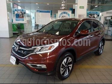 Honda CR-V EX 2.4L (166Hp) usado (2016) color Cafe precio $320,000