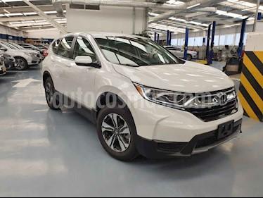 Honda CR-V EX usado (2018) color Blanco precio $245,000