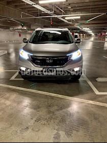 Honda CR-V EXL Navi usado (2016) color Plata Diamante precio $310,000