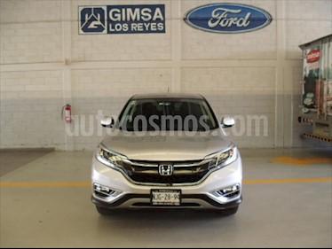 Honda CR-V i-Style usado (2016) color Plata precio $288,000
