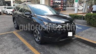 Foto Honda CR-V 5P EX 2.4L CVT RA-17 usado (2017) color Negro precio $359,000