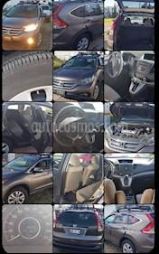 Honda CR-V EX usado (2014) color Tungsteno precio $220,000