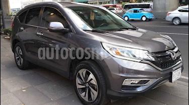 Honda CR-V EXL NAVI usado (2016) color Gris precio $335,000