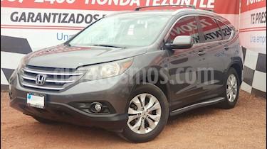foto Honda CR-V EX usado (2013) color Antracita precio $215,000