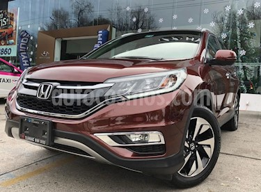 Honda CR-V EXL Navi usado (2016) color Marron precio $335,000