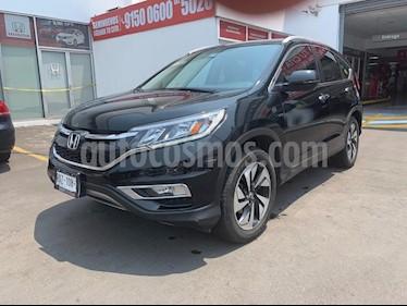 Honda CR-V EXL Navi usado (2016) color Negro Cristal precio $349,900