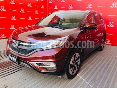 Honda CR-V EXL 2.4L (156Hp) usado (2016) color Cafe precio $359,000