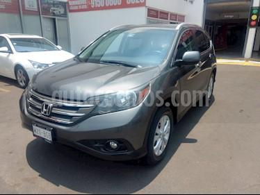 Honda CR-V EXL NAVI usado (2014) color Antracita precio $250,000
