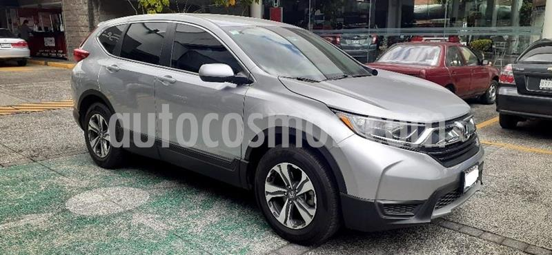 Honda CR-V EX 2.4L (156Hp) usado (2017) color Plata precio $337,000