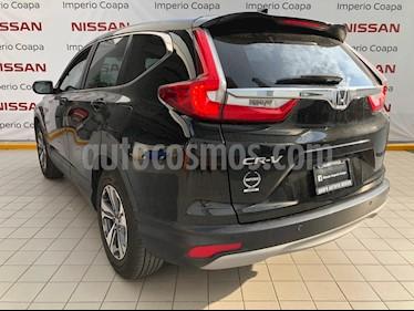Honda CR-V EX usado (2017) color Negro Cristal precio $359,000