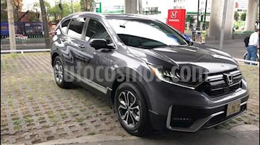 Honda CR-V Touring usado (2020) color Acero precio $578,000
