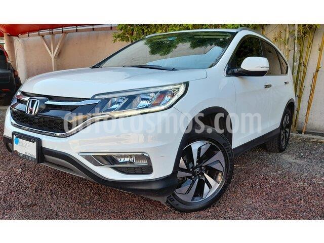 Honda CR-V EXL Navi usado (2016) color Blanco Marfil precio $330,000