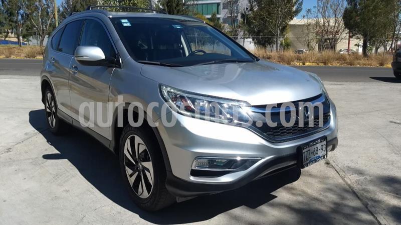 Honda CR-V EXL 2.4L (156Hp) usado (2016) color Gris precio $325,000