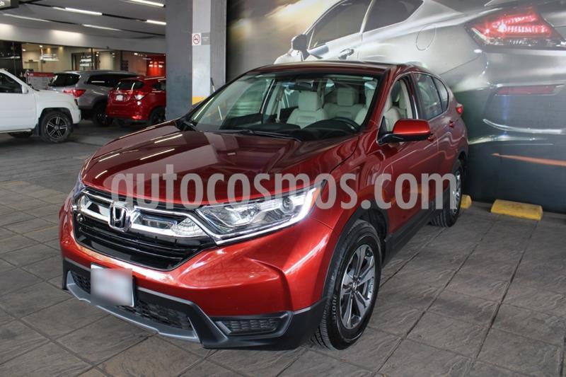 Honda CR-V EX 2.4L (156Hp) usado (2019) color Rojo precio $425,000