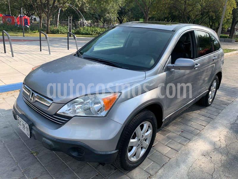 Honda CR-V EX usado (2007) color Plata precio $159,900