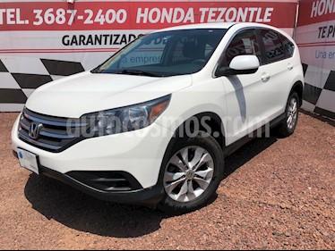 Honda CR-V LX usado (2014) color Blanco Marfil precio $215,000
