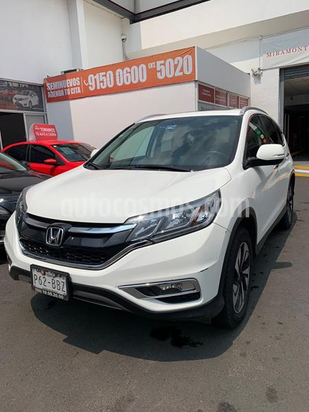 Honda CR-V EXL Navi usado (2016) color Blanco Marfil precio $350,000