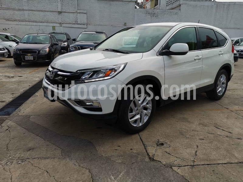 Honda CR-V i-Style usado (2016) color Blanco precio $280,000