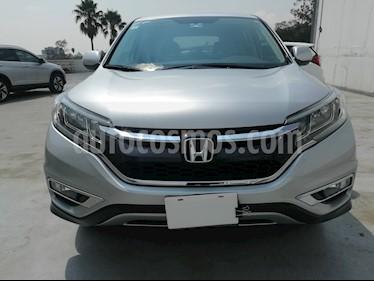 Honda CR-V i-Style usado (2016) color Plata precio $295,000